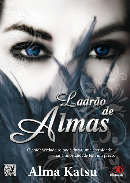 "News: Capa do livro ""Ladrao de Almas"", de Alma Katsu. 6"