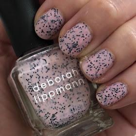 Deborah Lippmann, Deborah Lippmann I'm Not Edible, Deborah Lippmann Spring 2013 Staccato Collection, nails, nail polish, nail lacquer, nail varnish, manicure