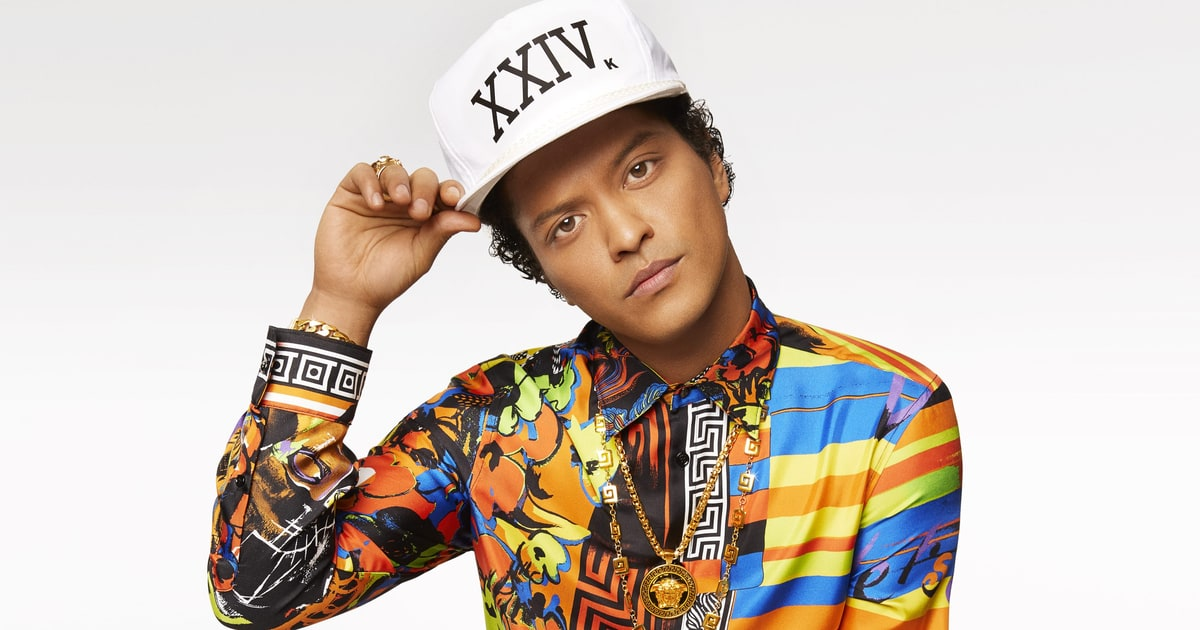 "Se filtra ""24K Magic"", nuevo álbum de Bruno Mars"