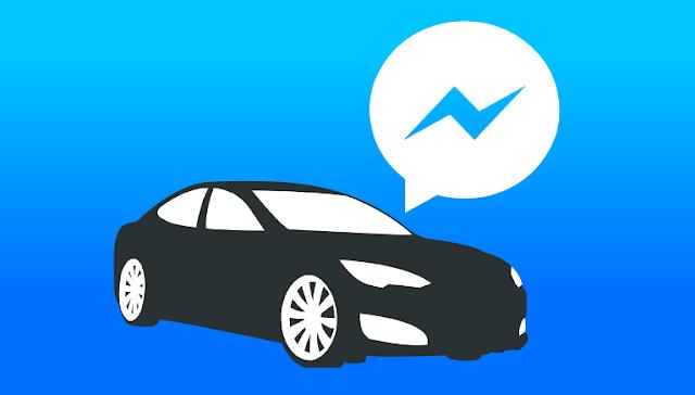 Uber Facebook Messanger