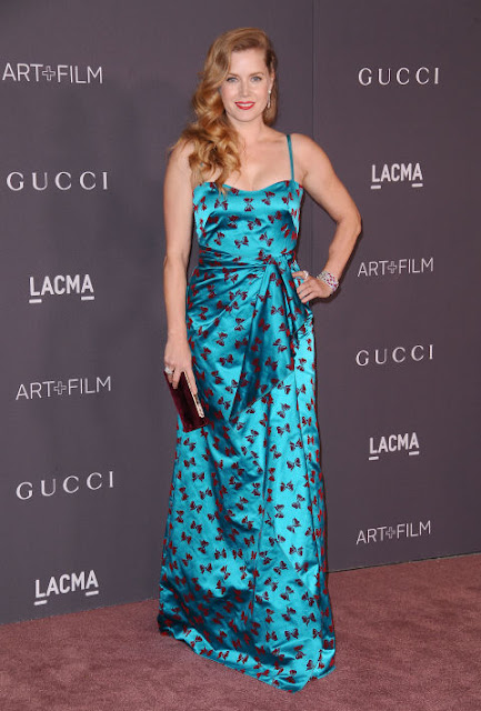 Amy Adams LACMA Art + Film Gala