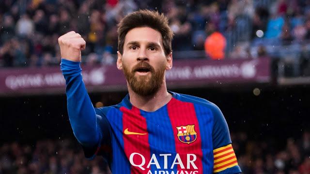 Messi, Ronaldo, Neymar, KDB, Kane Menjadi Headline Daftar Top 100 The Guardian 2017 Liga 365 - Lionel Messi telah merebut posisi teratas dari Cristiano Ronaldo di daftar Top 100 The Guardian.