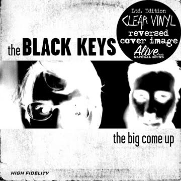 Alive Naturalsound Records The Black Keys The Big Come