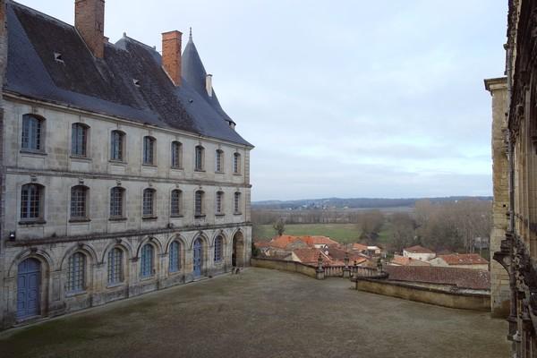 charente château la rochefoucauld aile ouest