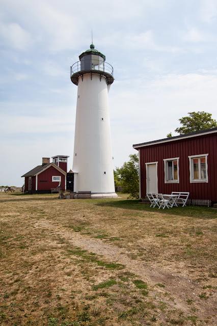 Smygehuk, punto più meridionale della Svezia-Faro