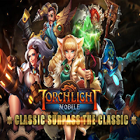 Torchlight The Legend Continues MOD APK high damage