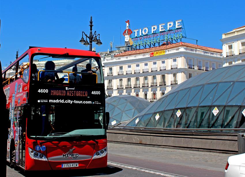 MADRID  DIARY