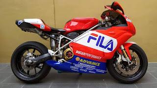 BANDAR MOGE BEKAS JOGJA : Ducati 999 Monoposto 2007 Forsale - JOGJA