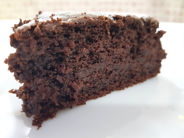 torta doppio cioccolato con ricotta