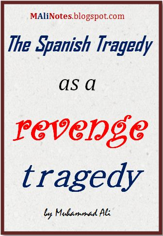 religion in the spanish tragedy