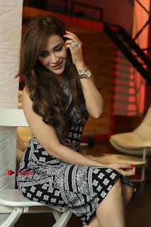Telugu Actress Angela Krislinzki Latest Pos in Short Dress  0145.JPG