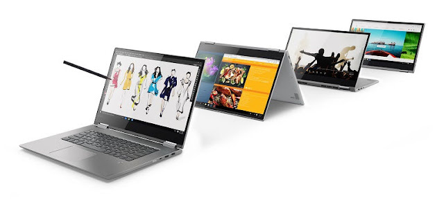 Lenovo Yoga 730 2-in-1 convertible