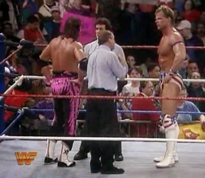 WWF / WWE ROYAL RUMBLE 1994: The Royal Rumble match