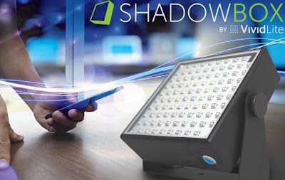 ShadowBox Smart lamp