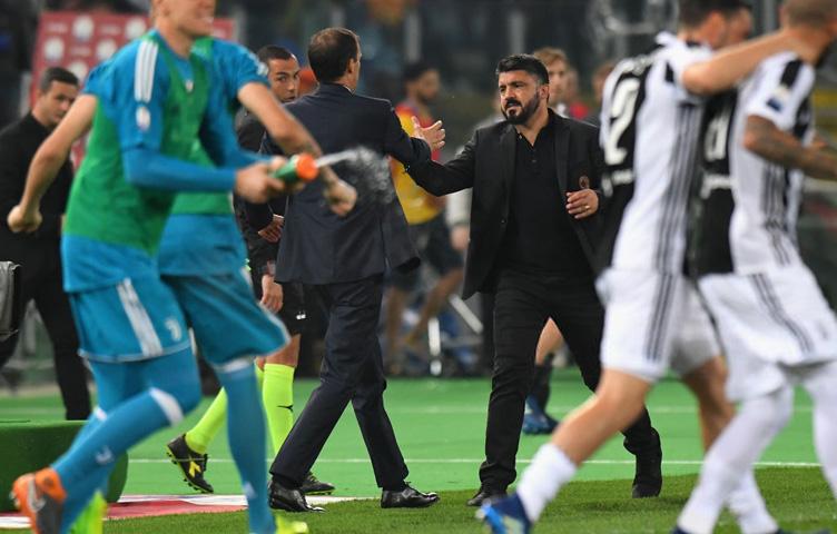 """Gattuso: """"U fudbalu se svašta može desiti"""""""