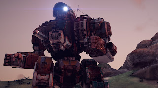 Battletech Flashpoint PS Vita Wallpaper