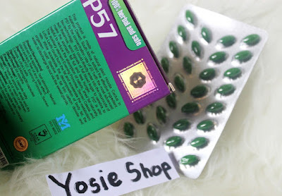 Obat Diet Pelangsing Tubuh Badan P57 Hoodia New Version Asli Berhologram