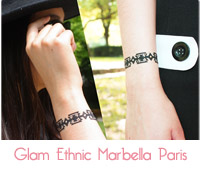 bracelet tatoo marbella paris