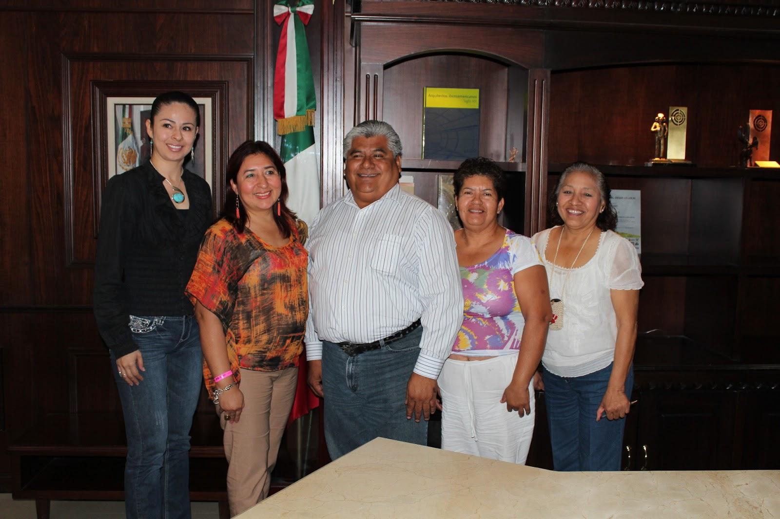 Instituto de las Mujeres de San Luis Potos IMES se rene con autoridades municipales de Ciudad