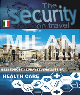 Milano, Italija – Bezbednost i zdravstvena zaštita