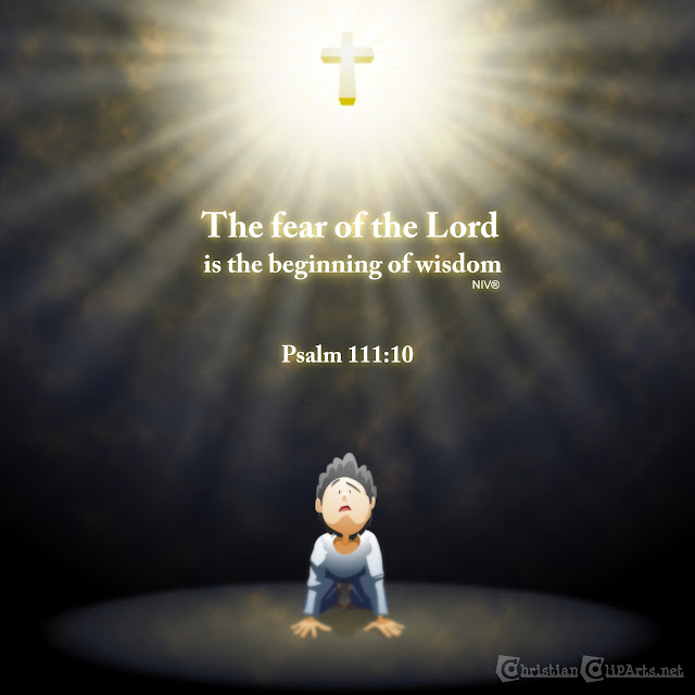 Word of God: The fear of the Lord