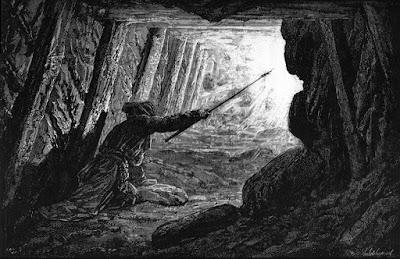 Penitente minero simonin