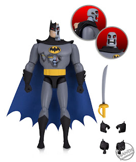 SDCC 2018 DC Collectibles Batman The Animated Series HARDAC Action Figure