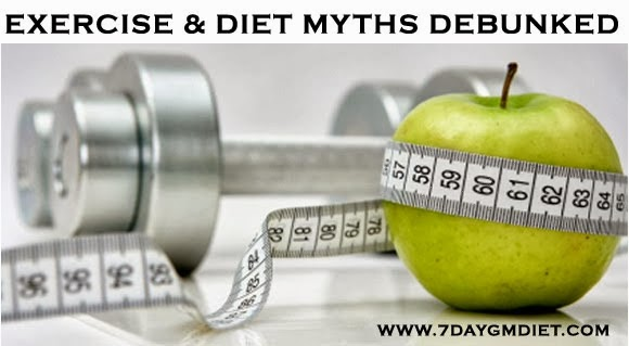 Exercise & Diet Myths Debunked