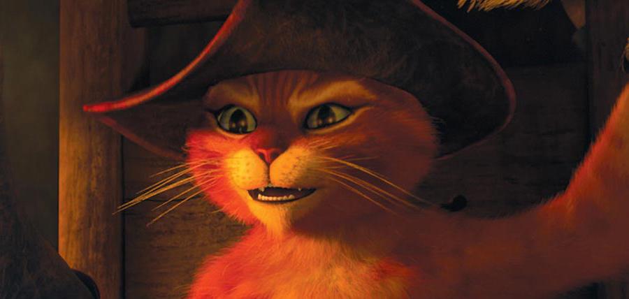 Vezi Un Poster Nou Simpatic  Si Animat Pentru Filmul Puss In Boots