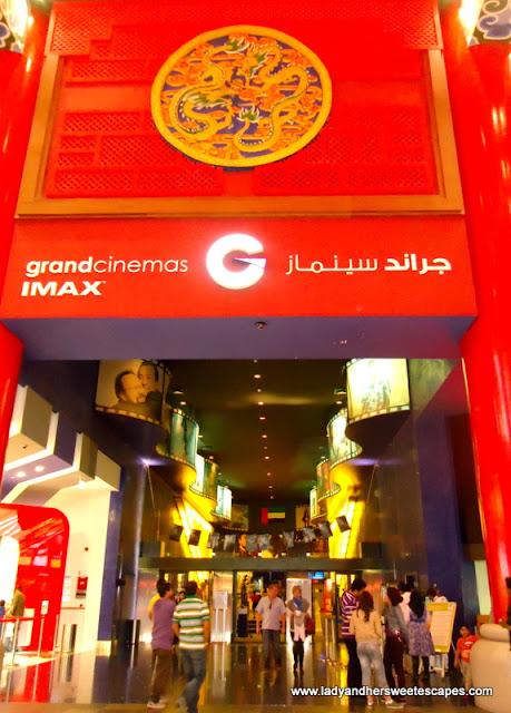 Cinema in Ibn Battuta China