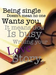 Writing a christian book on singles