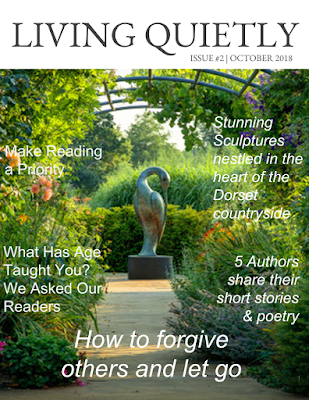 October issue of Living Quietly Magazine