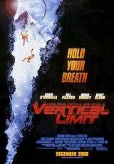 "Carátula del DVD: ""Límite vertical"""