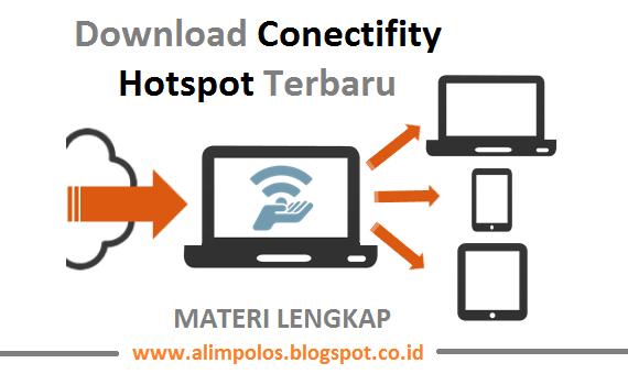 Free Download Conectifity Hotspot Terbaru 2016.0.11.37958