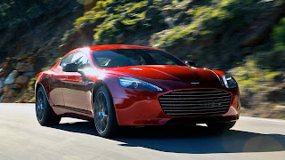 Dream Fantasy Cars-Aston Martin Rapide S 2013