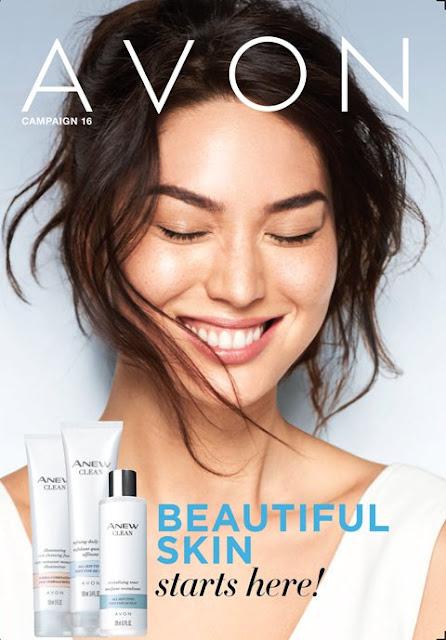 View Avon Campaign 16 2017 Catalog Online