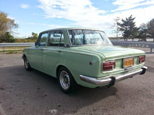 1967 Toyota Corona Like New | Auto Restorationice