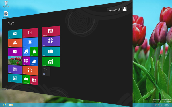 Cara Agar Boot Windows 8 dan Windows 8.1 Langsung ke Desktop