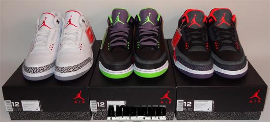buy popular 29655 2ea4c ajordanxi Your  1 Source For Sneaker Release Dates  Triple Threat ...