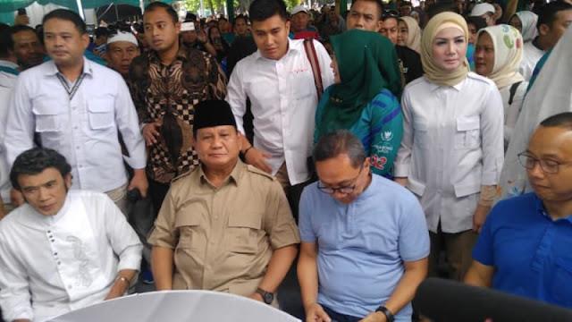 Prabowo ke Ulama: Saya Tak Berniat Cari Kekayaan dari Jabatan Ini
