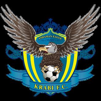 Logo Klub Sepakbola Krabi Thailand .PNG