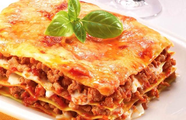 Lasagna Cheese Sedap