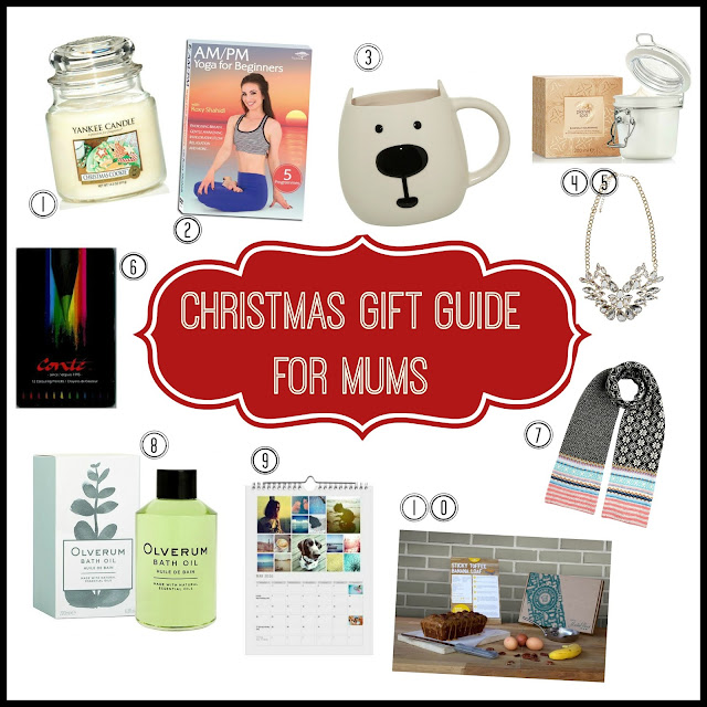Christmas gift guide for Mums