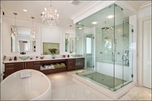 banheiro moderno luxo