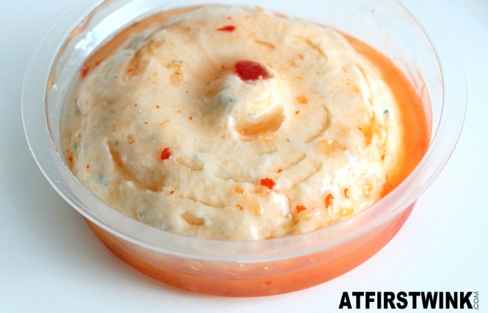 Albert Heijn mascarpone chili dip