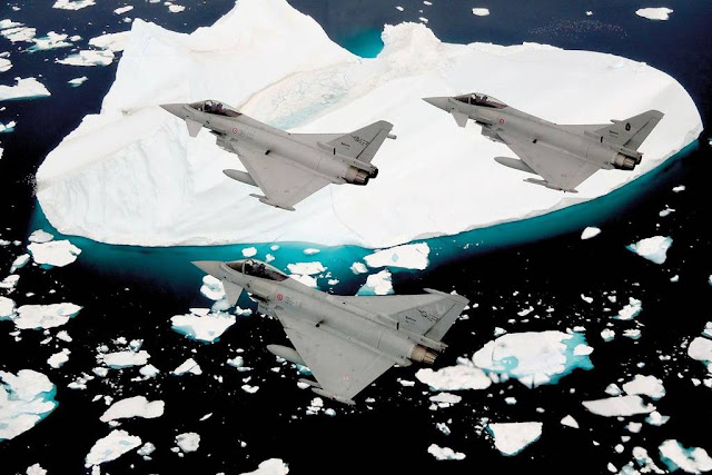 NATO Air Missions safeguard Iceland