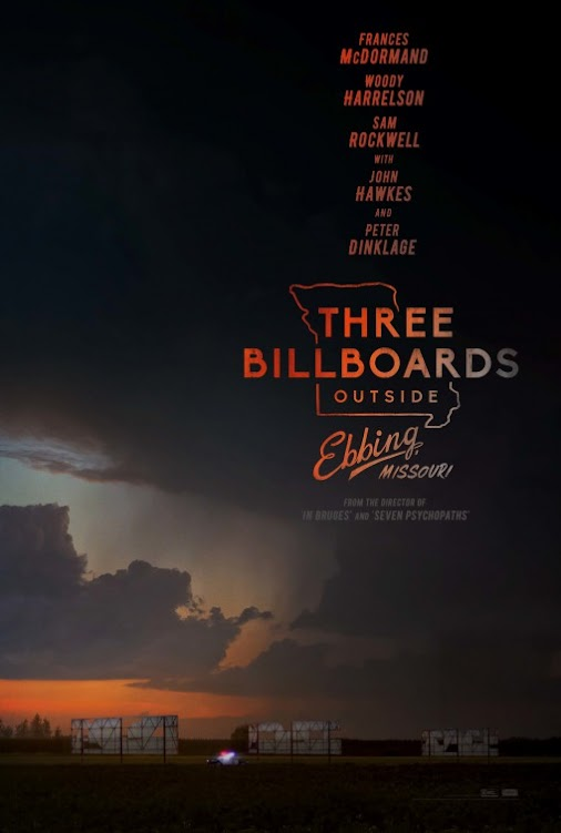 Three Billboards Outside Ebbing, Missouri - Poster & Movie Trailer (2'40'') 2017 IMDB