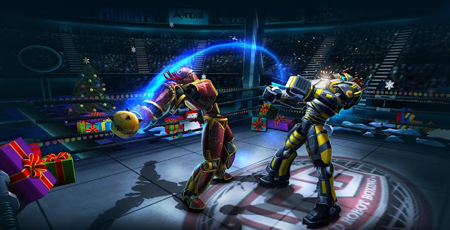 Download Real Steel World Robot Boxing Apk