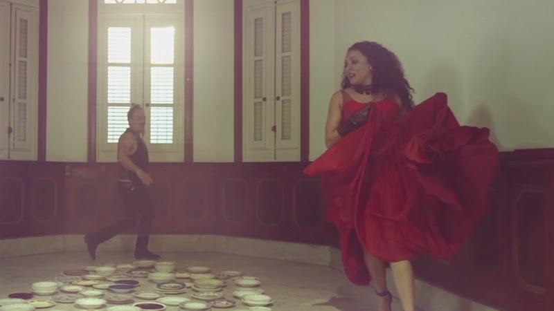 """Tesis de Menta - """"Caí del Cielo"""" - Videoclip - Dirección: Mauricio Abad. Portal Del Vídeo Clip Cubano - 06"""