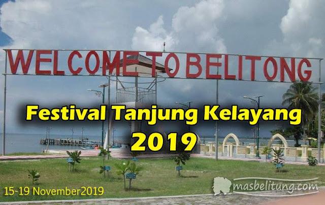 Festival Tanjung Kelayang 2019